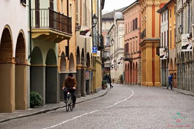 cosa vedere a Parma e dintorni: Le vie di Busseto.