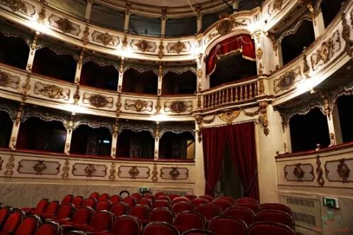 Cosa vedere a Parma e dintorni: Il Teatro Verdi di Busseto.