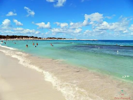 una delle spiagge da visitare tra trapani e dintorni è san vito lo capo.