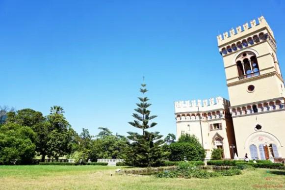 Villa Negrotto Cambiaso, il Parco di Arenzano.