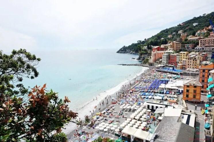 Se vuoi sapere dove andare al mare a Genova, Sori è un'ottima soluzione.