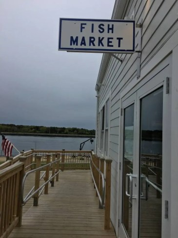 Visiting North Fork, Long Island you need to taste good fish.