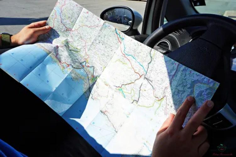 Per viaggiare in auto non sempre la mappa cartacea è sufficiente.
