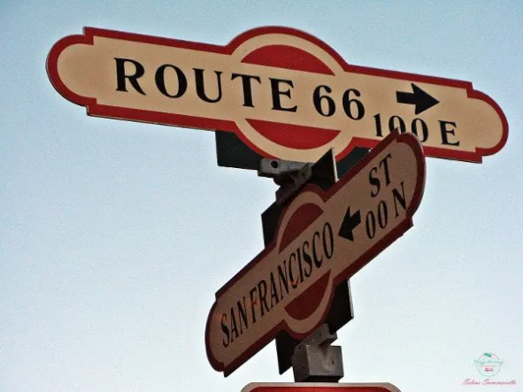 uno degli on the road più belli per viaggiare in auto e divertirsi è di sicuro la route 66 negli Stati Uniti.