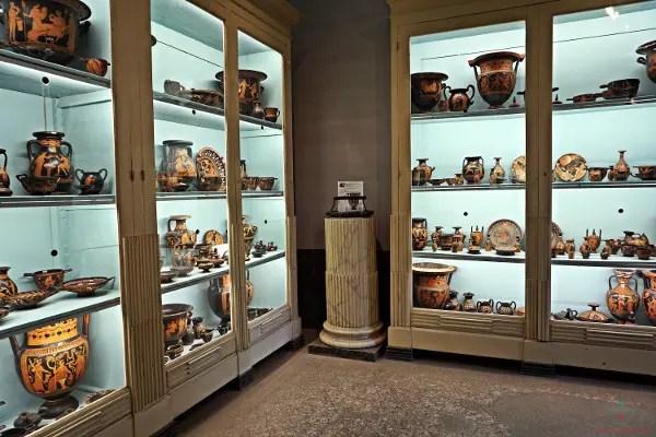 Cosa vedere a Ruvo di Puglia: collezione del Museo Jatta.