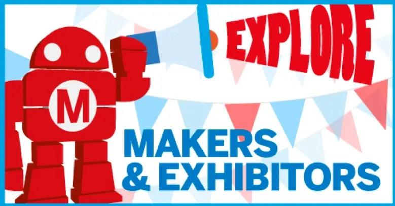 Locandina del Maker Faire Rome