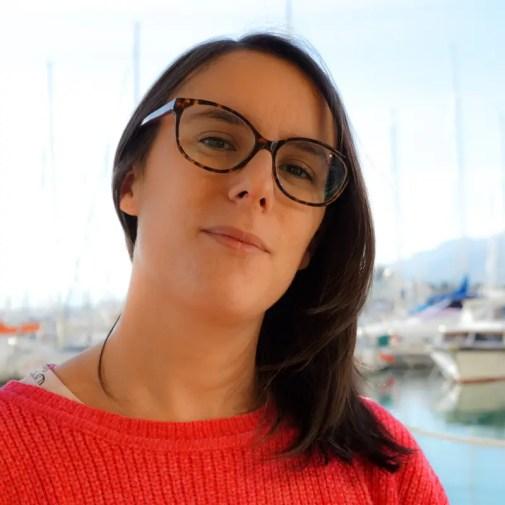 L'autrice del travel blog Viaggi che mangi, Selene Scinicariello.