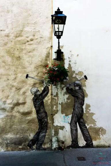 Cosa vedere a Zaagbria: la street art.