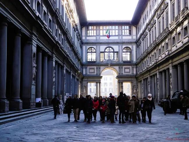Cosa vedere a Firenze? Il Museo degli Uffizi, ovviamente!