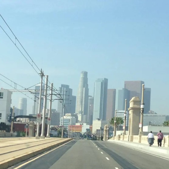 In order to live los angeles like a local you have to rent a car. © Michelangelo Matteoda.