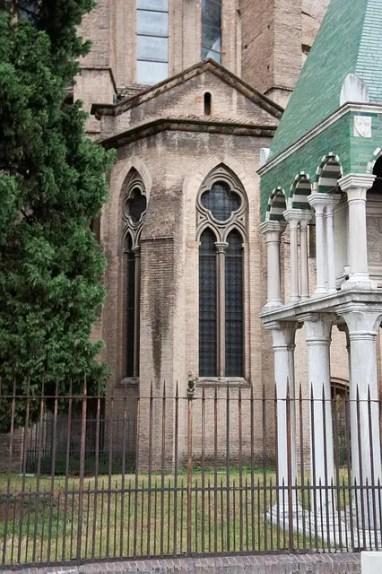 Cosa vedere a bologna in un giorno: la basilica di san francesco.