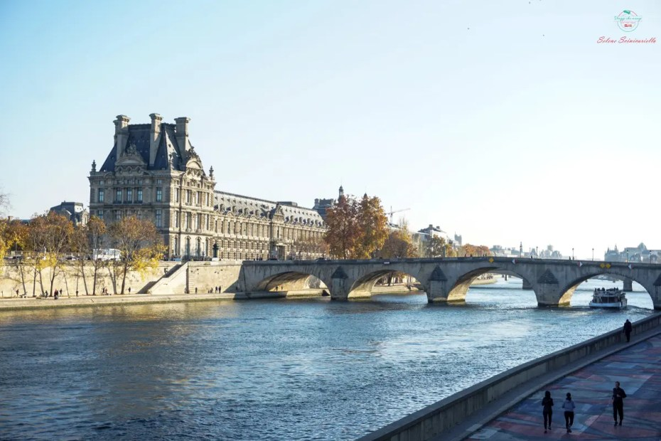La Senna, Parigi.