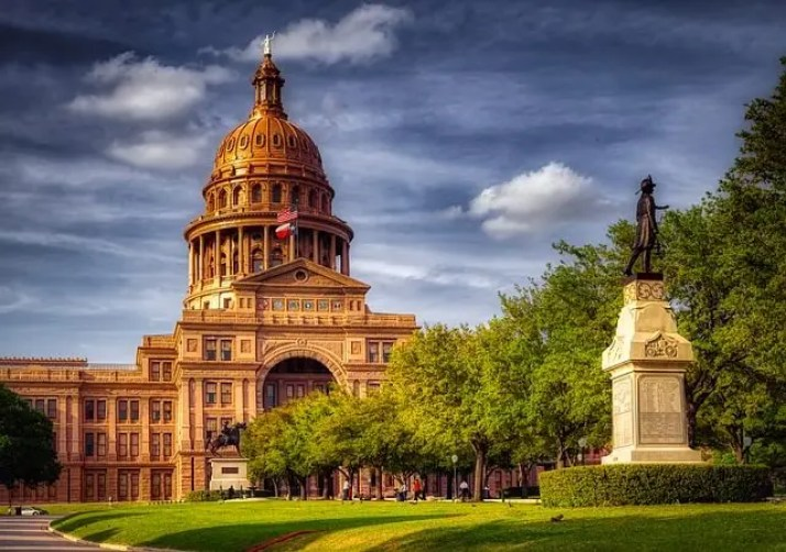 Texas State Capital, Austin.