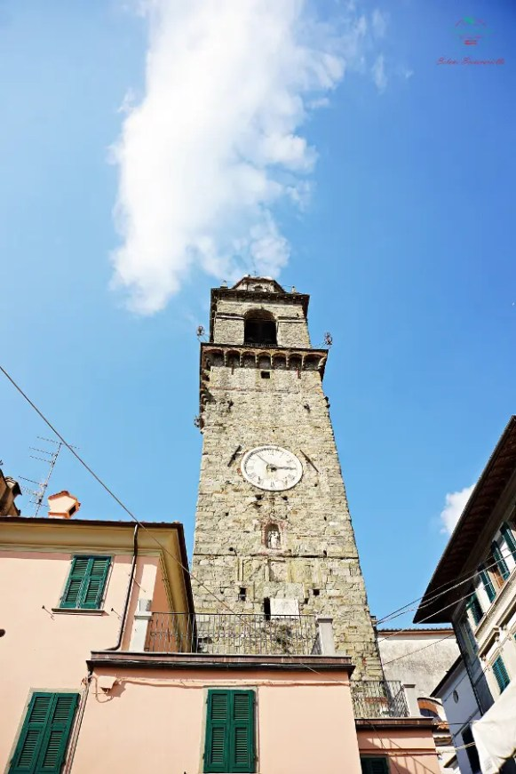 Cosa vedere a Pontremoli: il Campanone.