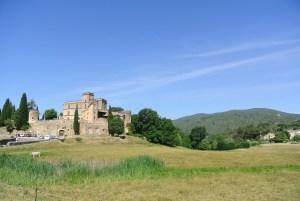 Loumarin, chateau