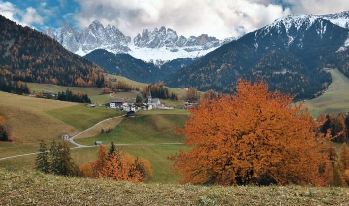 Foliage: i migliori spot dell'Autunno in Italia