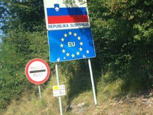 programma di viaggio in Slovenia e Croazia