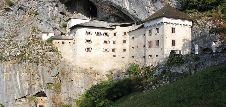 Castello di Predjama - Postumia