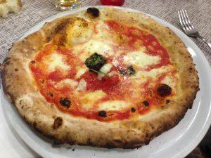 Pizza Margherita da 7 Soldi, Napoli