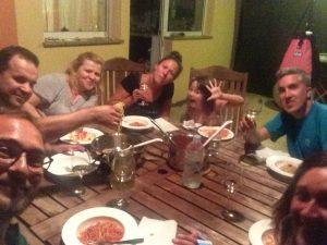 Lo stereotipo dell'italiano in vacanza