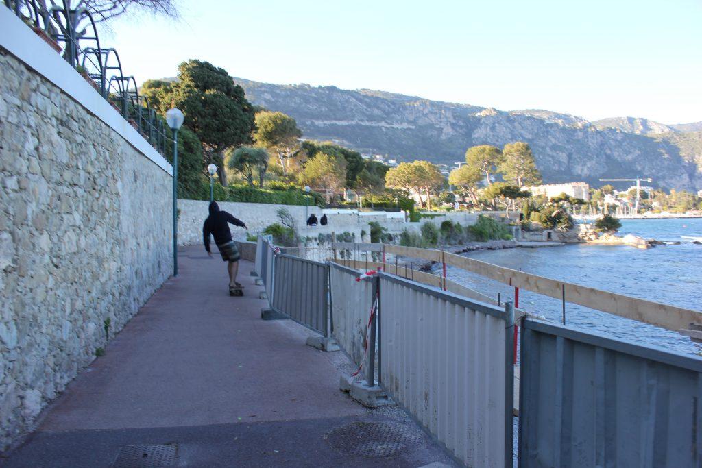 Promenade Maurice Rouvier, Beaulieu Sur Mer