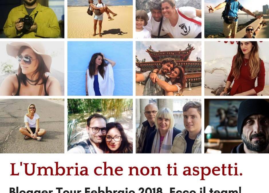 """Pronti per il Blogger Tour """"L'Umbria che non ti aspetti"""""""