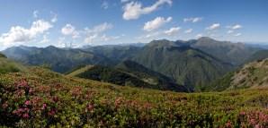 Oasi Zegna panoramica