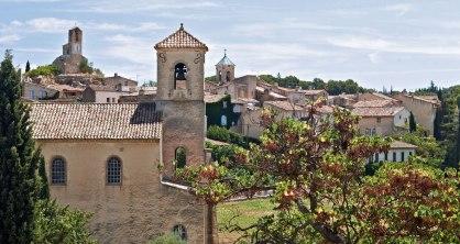 MoulinDeLourmarin-Village