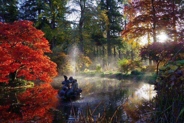 benmore autumn