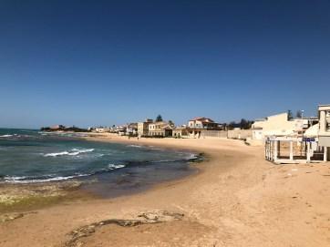sampieri spiaggia