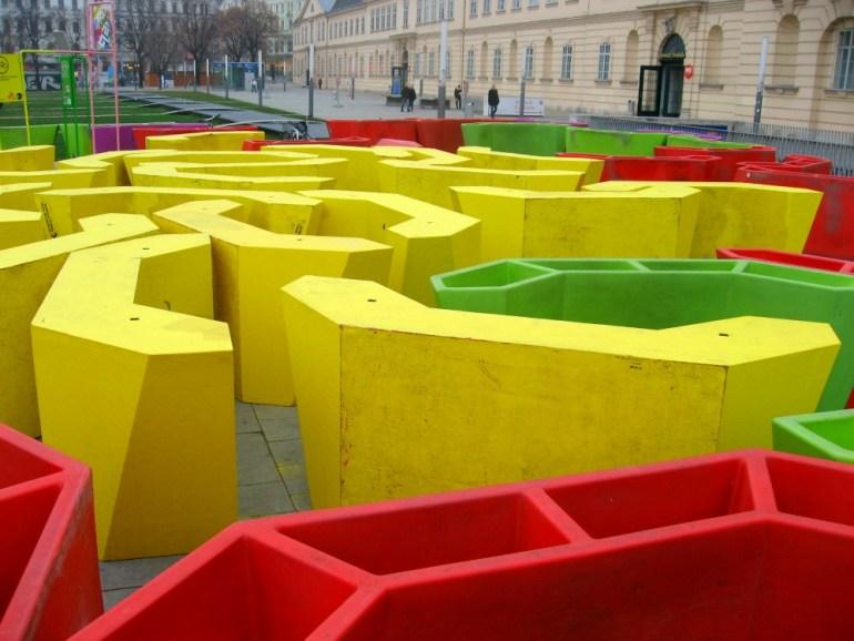MuseumQuartier - Vienna