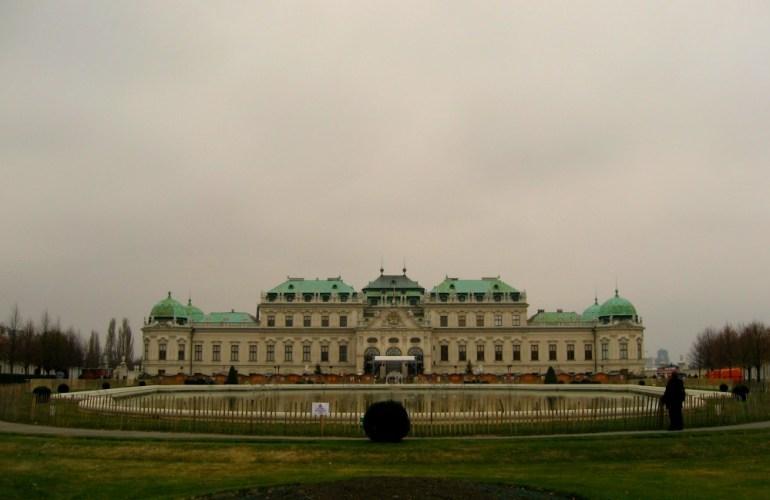 Belvedere Schloss - Vienna