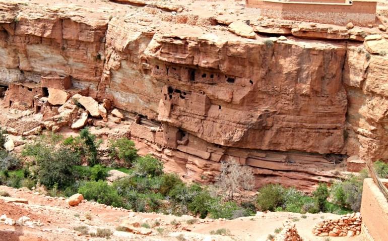 Antiche case berbere - Marocco