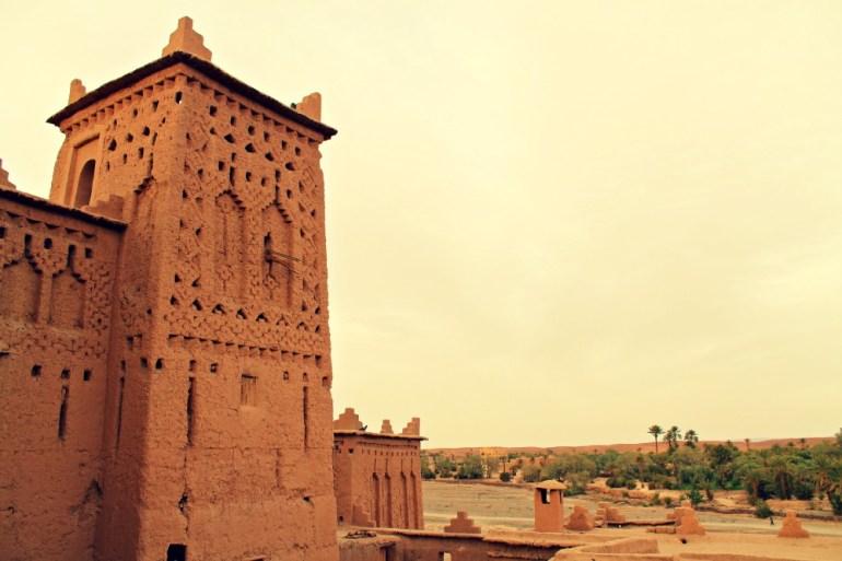 La Kasbah di Amridil - Marocco