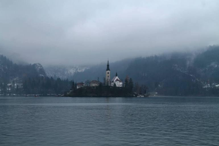 La magia di Bled, in Slovenia