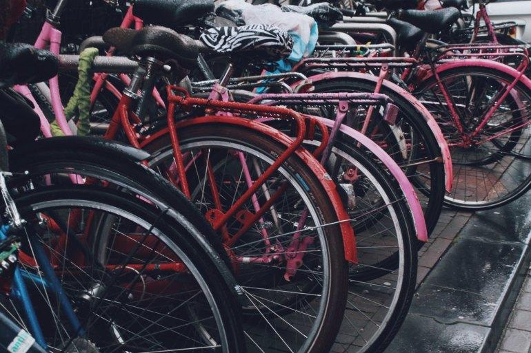 Biciclette di Amsterdam, Olanda