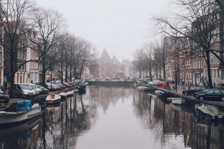 Canali di Amsterdam, Olanda