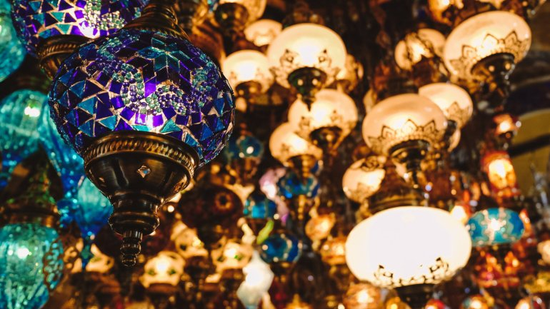 Gran Bazar - Istanbul - Turchia