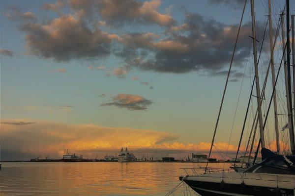In Puglia in barca a vela