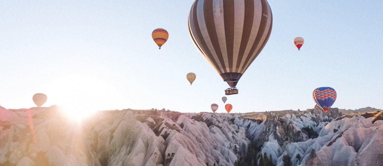 La Cappadocia in mongolfiera: esperienza unica al mondo