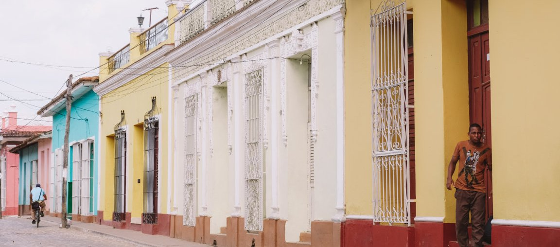 Cuba on the road: la coloratissima Trinidad