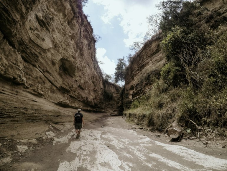 Gole - Hell's Gate National Park