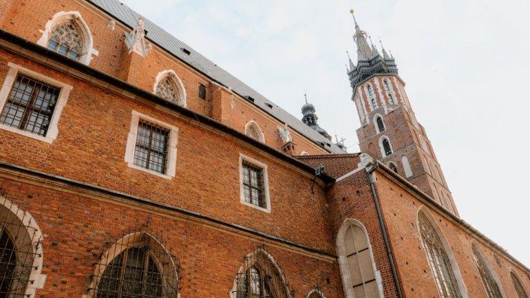 Basilica di Santa Maria - Cracovia