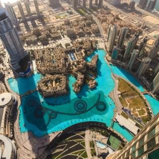 Visitare il Burj Khalifa