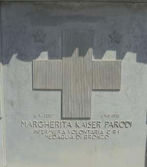 Margherita Kaiser Parodi