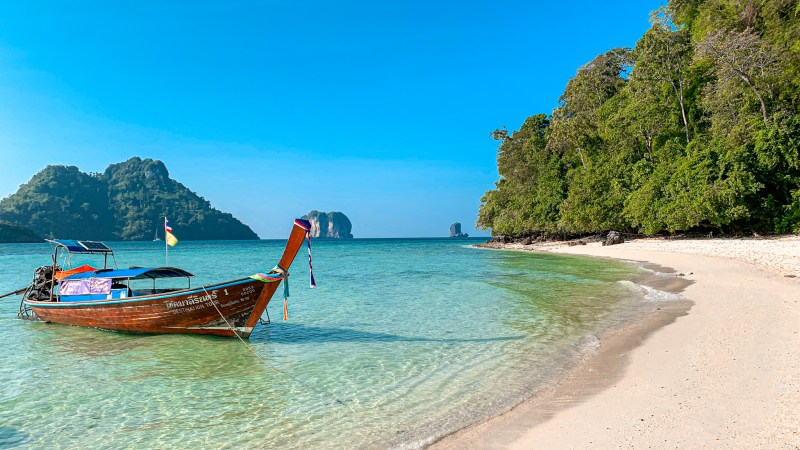 Koh Poda e Four Islands