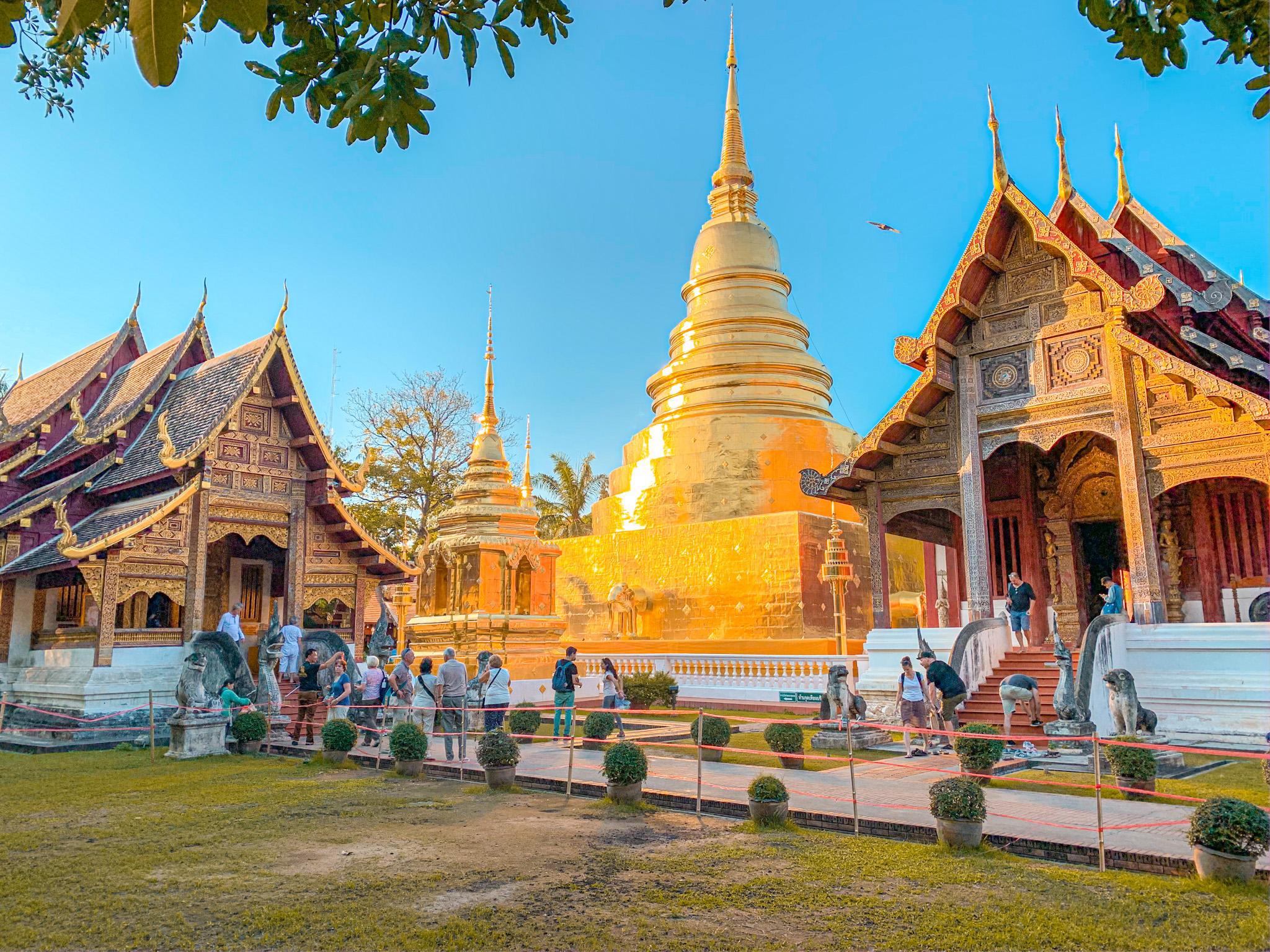 Chiang Mai cosa vedere. Itinerario di 4 giorni