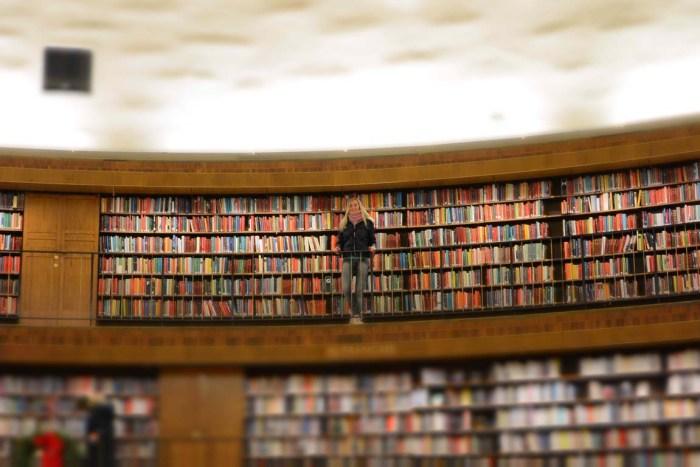 Stadbiblioteket Stoccolma Stockholm