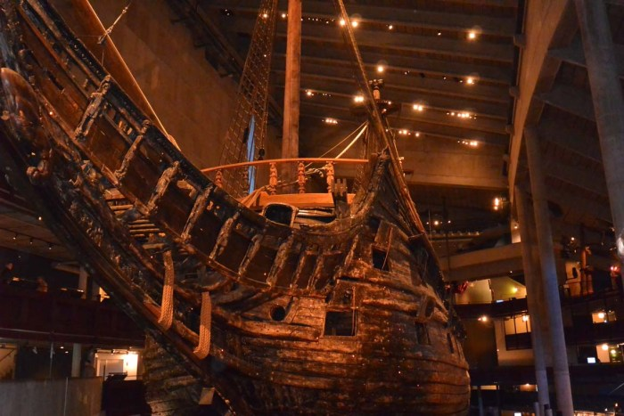 Vasa Museum Stoccolma Stockholm