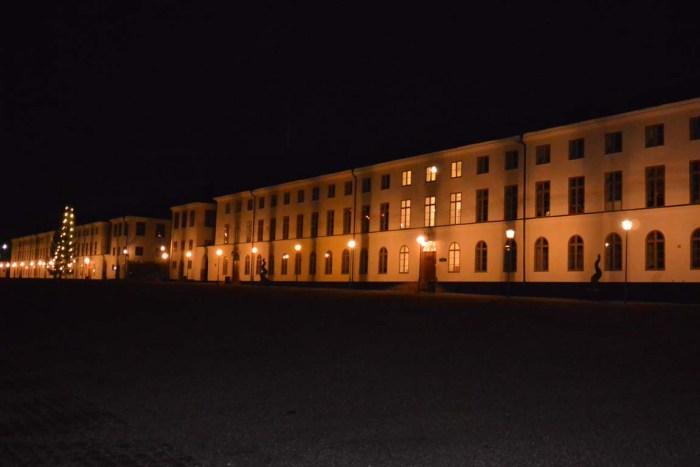 Karlberg Slott Stoccolma Stockholm